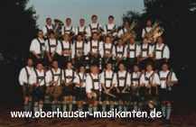 Oberhauser Musikanten